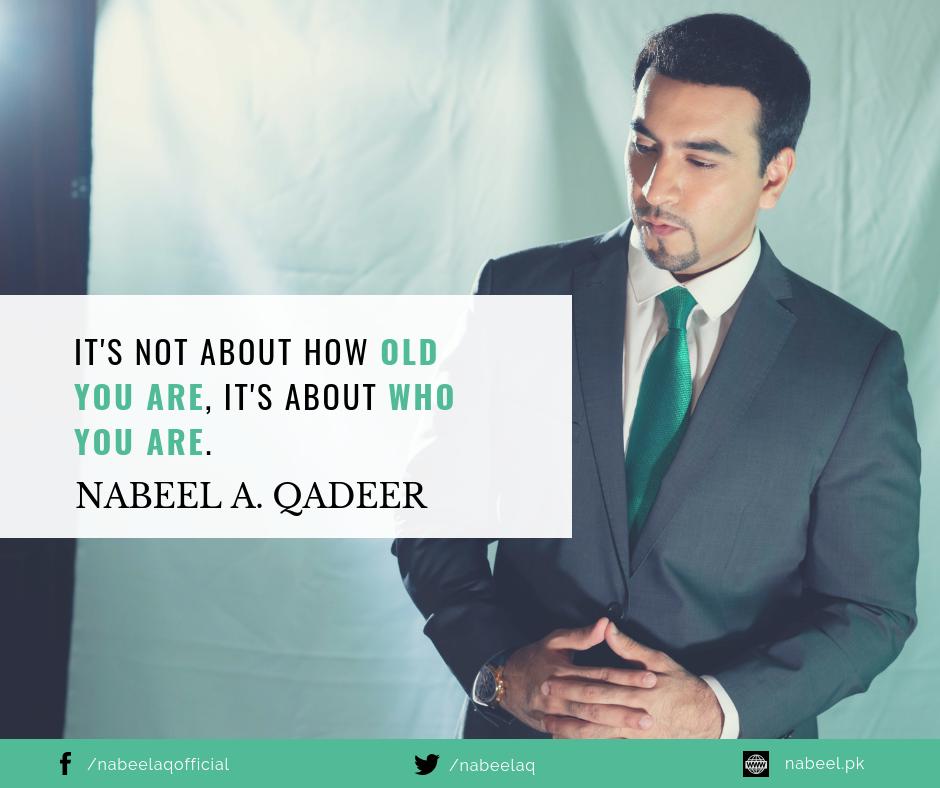 nabeel qadeer leadership