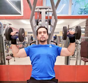 nabeel qadeer morning workout