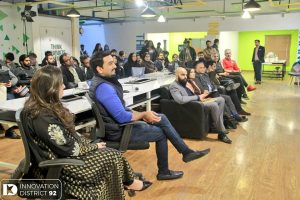 nabeel qadeer, idea croron ka, atx+apk entrepreneurship program, innovation district 92, plan9