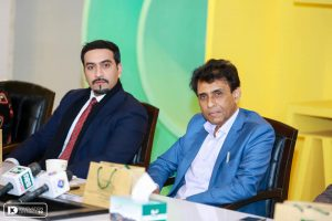 nabeel qadeer, idea croron ka, IT industry of Pakistan, Khalid Maqbool Siddiqui, IT and Telecom Minister of Pakistan