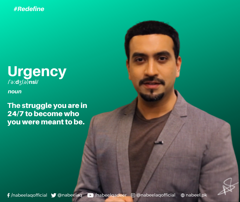 Nabeel Qadeer, Who is Nabeel Qadeer, Nabeel Qadeer tips for life, Nabeel Qadeer motivational quotes, Nabeel Qadeer inspirational quotes, Nabeel Qadeer life hacks, How to be effective, how to be productive, productivity tips. Urgency vs Emergency, the important-urgent matrix, prioritization of tasks, productivity,