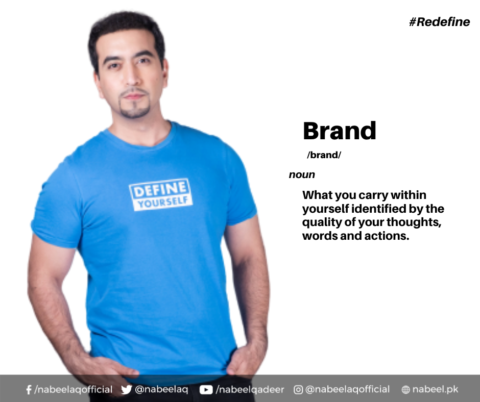 Brand, branding, how to make your brand, how to build a brand, how to do branding of yourself, how can I brand myself, ways to do branding, top brands of the world, Nabeel Qadeer, Who is Nabeel Qadeer, Nabeel Qadeer books, Nabeel Qadeer author, Nabeel Qadeer profession. Nabeel Qadeer articles, best books on leadership, best books on productivity, self-help books, how to find yourself, YOU, this book is about you, how to be effective